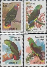 Brazil 1789-1792 (complete.issue.) unmounted mint / never hinged 1980 Parrots