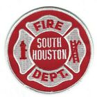South Houston (Harris County) TX Texas Fire Dept. patch - NEW!