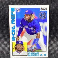 2019 Topps Vladimir Guerrero Jr. RV 1984 Toronto Blue Jays Rookie #10