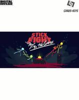 STICK FIGHT THE GAME Steam Download Key Digital Code [DE] [EU] PC