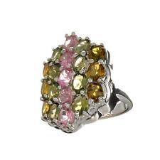 APP: 2.7k Fine Jewelry 6.36CT Oval Cut Multi-Colored Multi Precio... Lot 2117029
