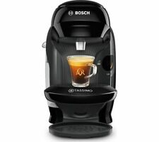 TASSIMO by Bosch Style TAS1102GB Automatic Coffee Machine Black - Currys