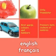 English Français by Little Translator (2011, Paperback)