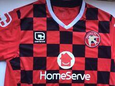 Walsall Fc adult football shirt. Size medium.