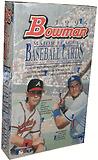 1995 Bowman Baseball Card Box A.Jones V.Guerero S.Rolen