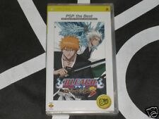 Sony Playstation PSP Import New Game Bleach 3 Best