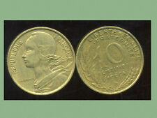 FRANCE  FRANCIA  10 centimes 1969