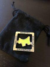 SCOTTY CAMERON Yellow Junk Yard Dog JYD BALL MARKER Retired