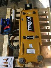 Hydraulic Hammer Breaker Trojan Th50 For Mini Excavator