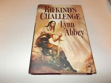 Rifkind's Challenge by Lynn Abbey (2006, Hardcover) used