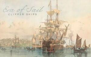 2015 AUSTRALIA STAMP PACK 'ERA OF SAIL'- CLIPPER SHIPS SE-TENANT STAMPS MNH