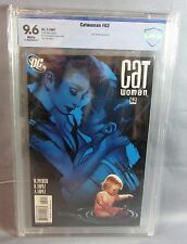 CATWOMAN #62 (Adam Hughes Cover) White Pages CBCS 9.6 NM+ DC 2007 cgc