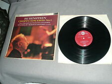 RUBINSTEIN chopin concerto US RCA LCS 2575 LP 33T