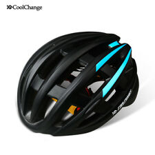 Cycling Bike Helmet 27 Air Vents Integrally Molded Road Helmet with Flash Light