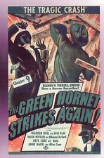 the green hornet strikes again. CLIFFHANGER SERIALS ..complete