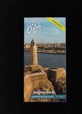 Reise Landkarte von Kuba
