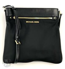 Michael Kors Connie Large NS North South Crossbody Messenger Bag Black