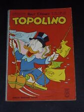 ***TOPOLINO N. 346***  15 LUGLIO 1962 - CON BOLLINO
