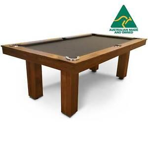 8 Foot Slate Regent Pool Billiards Table