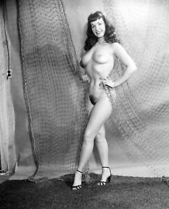 BETTIE PAGE  Hot Sexy Celebrity 8x10 Photo 9922