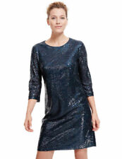 Long Dresses Size Petite for Women with Sequins