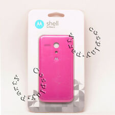 Motorola Shell Slim Thin Snap on Case Skin For Moto G 1st Gen Violet Purple Plum