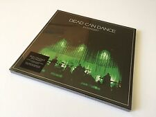 DEAD CAN DANCE, IN CONCERT, 3 x 180G LP VINYL + 3 ART PRINTS LTD ED BOX (SEALED)