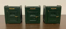 3 LIONEL #205 FREIGHT CONTAINERS / STANDARD GAUGE