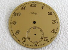 Viking Antique Swiss Original Metal Dial (Watch-face) for Spare Part