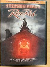 Rose Red DVD 2001 Stephen King Horror Mini Series Region 1 Release