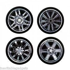 Alloy Wheel Design Placemats set of 4 (1 of each design) Placemat