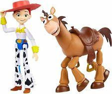 Disney Toy Story GJH82 Pixar Jessie and Bullseye 2-Pack