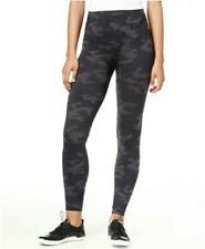 NWOT~SPANX Look At Me Now Seamless Leggings Shaping Support Black Camo Small