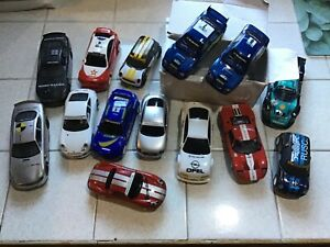 scalextric cars job lot - 14  Assorted Cars