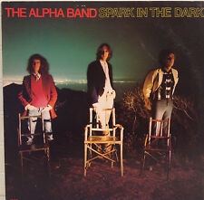 The Alpha Band / Spark in the Dark vinyl LP Promo Copy 1977 excellent / Rock