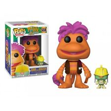 FUNKO ORIGINAL FRAGGLE ROCK GOBO WITH DOOZER POP VINYL FIGURA 518