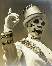 Mid Century Modern Clown Photograph