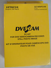 Hitachi dvd cam PC kit DZ-WINPC4W