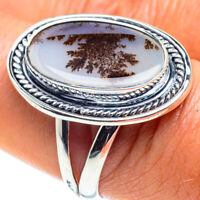 Montana Agate 925 Sterling Silver Ring Size 9 Ana Co Jewelry R58742F