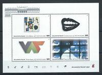 Allemagne RFA Bloc N°38** (MNH) 1997 - Art moderne à Kassel
