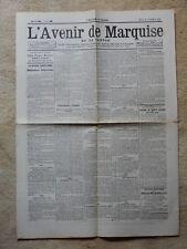 L' AVENIR  DE  MARQUISE 1915