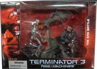 Terminator 3 Rise Of The Machines End Battle Diorama McFarlane New in Box NIB