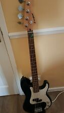WESTFIELD PRECISION COPY BASS GUITAR. IN GREAT CONDITION. WITH GIG BAG