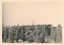 Foto, Krupp Protze in Arad, Rumänien, Bahnhof, (N)19376