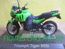 MOTO 1/24 TRIUMPH TIGER 955i COLLECTION GM MOTORRAD MOTORCYCLE