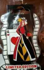 DSF DSSH GSF Jessica as Queen of Hearts From Alice in Wonderland Villain Pin