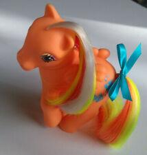 G1 My Little Pony  Tropical Pegasus SURFING DAYS / SEA BREEZE Vintage MLP 1980's