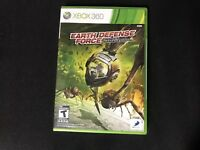 Earth Defense Force: Insect Armageddon Brand New Factory Sealed