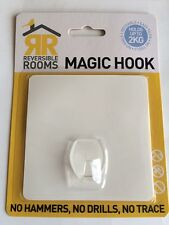 Magic Hook - No Hammers No Drills No Trace Storage Hook