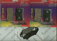 Honda Disc Brake Pads RVF750R/RR 1994-1996 Front & Rear (3 sets)